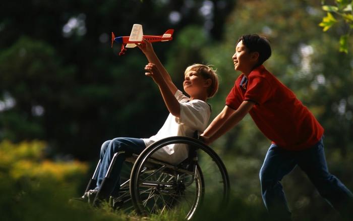 Уход за ребенком инвалидом