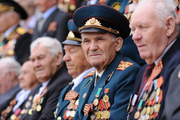 Какие льготы положены ветеранам Великой Отечественной Войны?