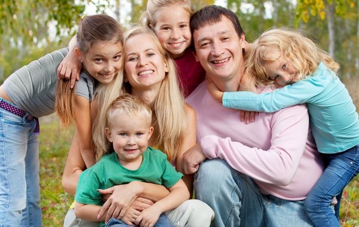 Как определяют многодетные семьи