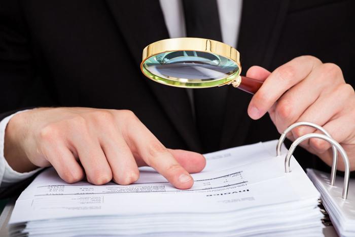 Тонкости проверки поданных на рассмотрение документов