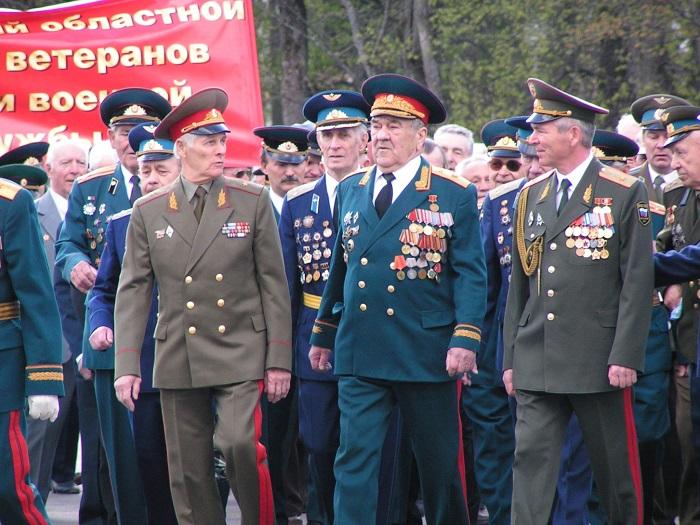 Личный кабинет пенсия военнослужащего