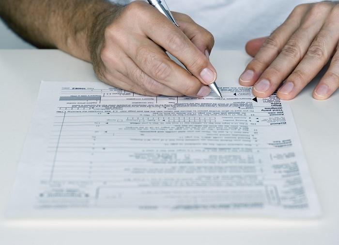 Правила заполнения декларации по земельному налогу
