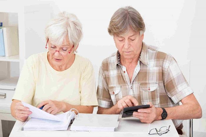 Пенсии неработающим пенсионерам в августе 2015 году