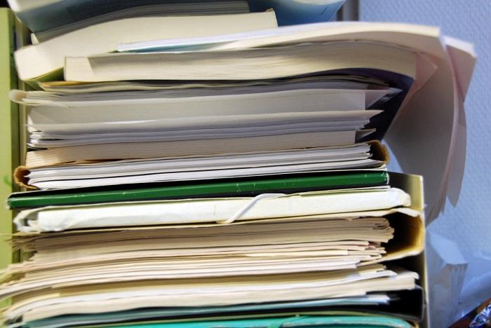 Пакеты документов