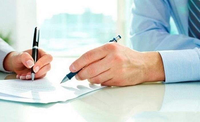 Процедура заключения соглашения между заемщиком и «АЛЬФА займ»