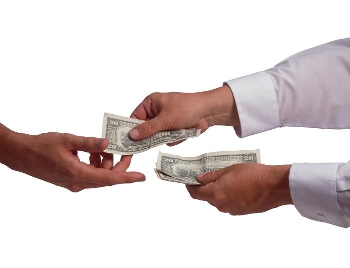 Способы получения и возврата денег