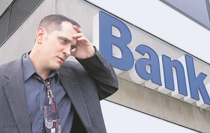 Кредитование в банке