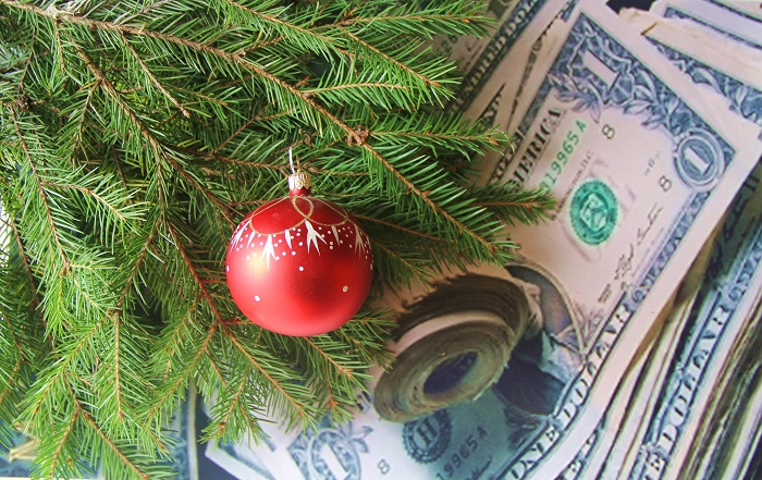 Кредит в Новый год