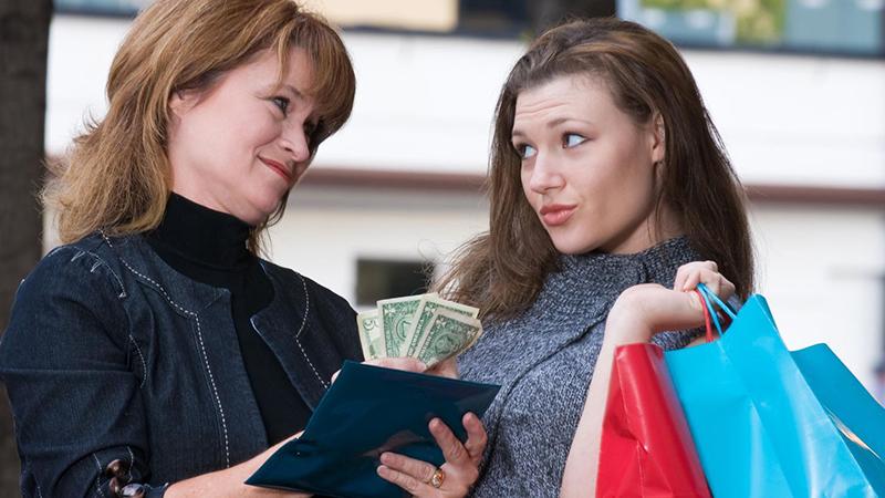 Взять деньги в долг у близких
