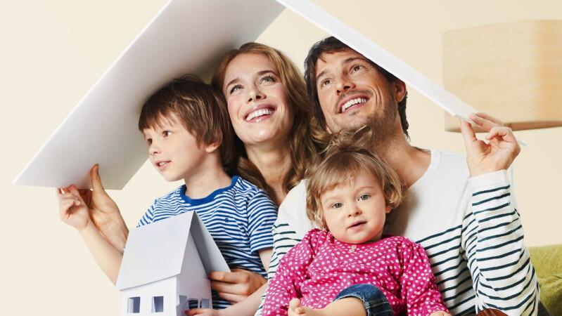 Ипотечный кредит и его варианты для многодетных семей