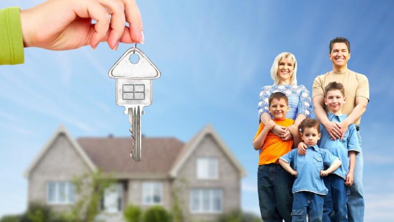 Ставка в 6% — ипотечный кредит для многодетных семей