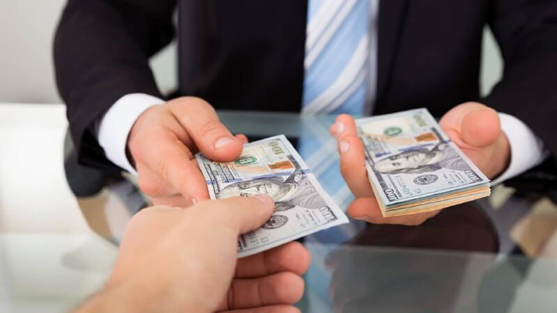 Деньги в долг в банке при участии залога