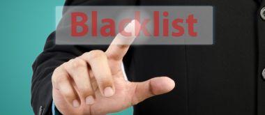 Что такое черный список по кредитам и как проверить себя на присутствие в нем