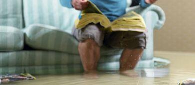 Что делать если затопили соседей снизу?