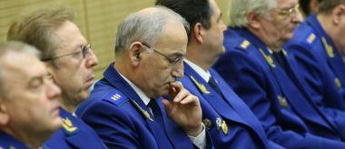 Пенсии работников прокуратуры