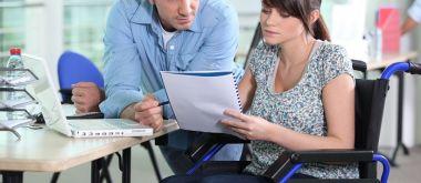 Социальное пособие для инвалидов