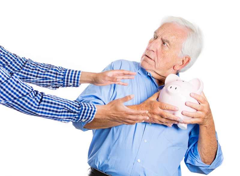 Мораторий на накопительную часть пенсии