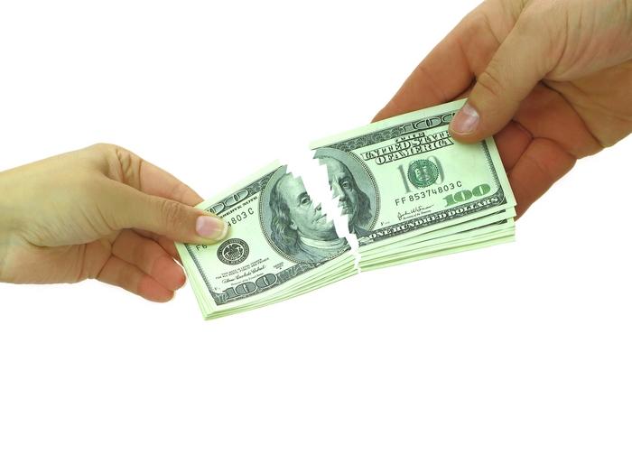 Кто платит кредит после развода