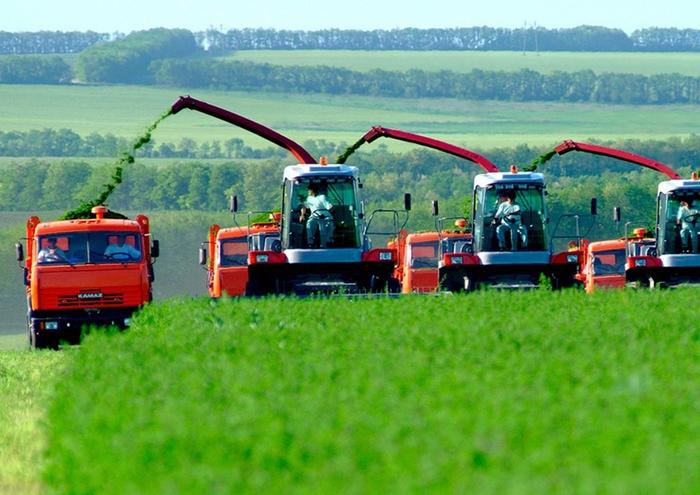 Субсидии производителям сельскохозяйственной техники