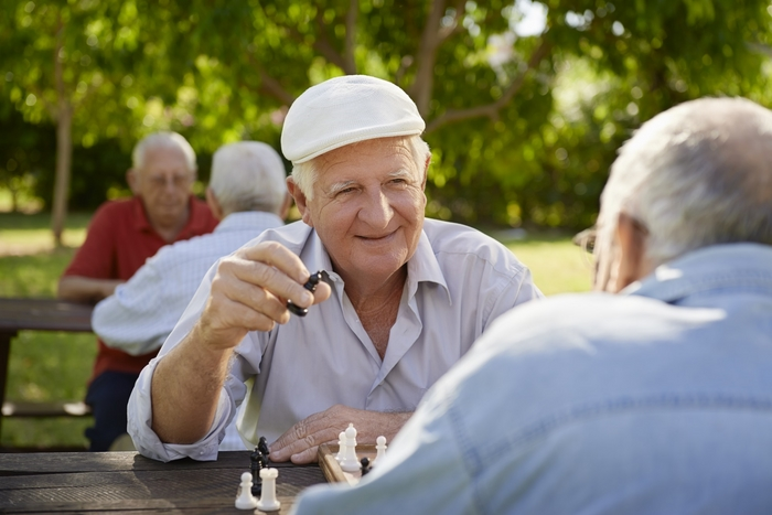 Достойная жизнь на пенсии