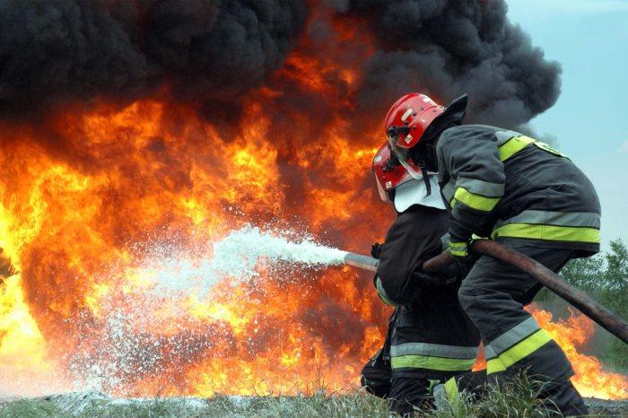 Во сколько пожарные уходят на пенсию