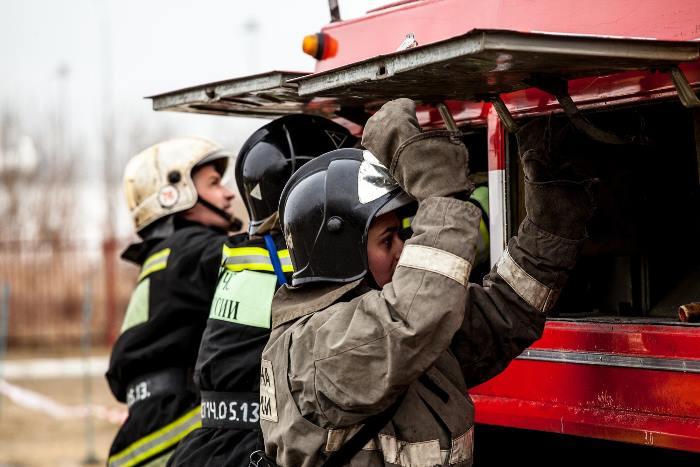 Размер пенсии у пожарных