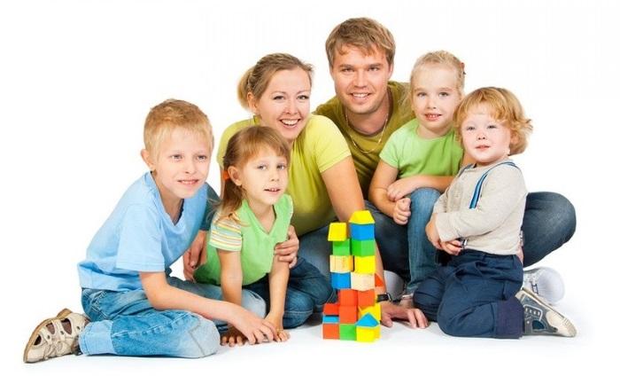 Имущественные льготы для многодетных семей