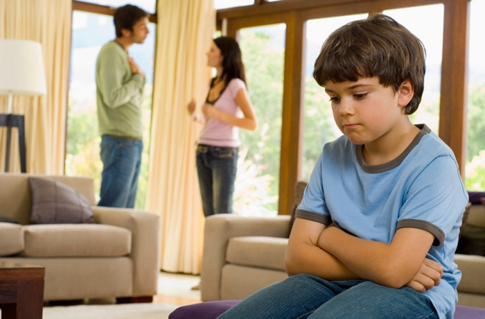 Дети при разделе квартиры