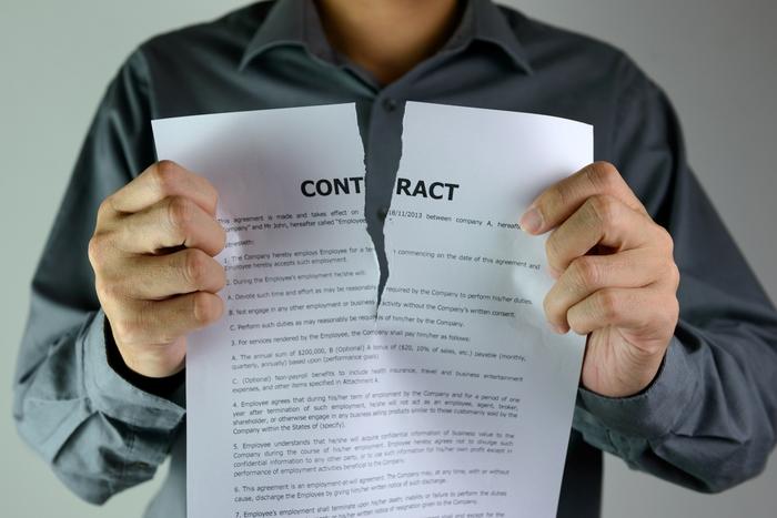 Как расторгнуть договор лизинга