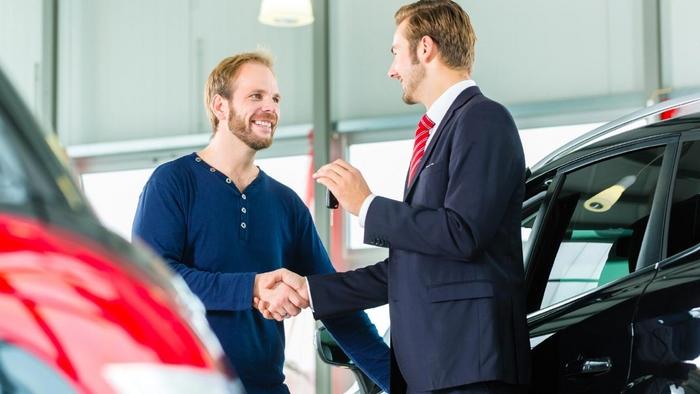 Покупка автомобиля на юридическое лицо