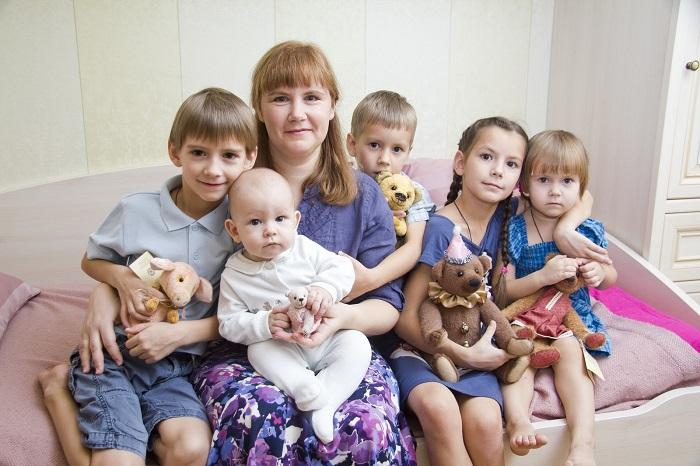 Многодетные семьи и льготы для них