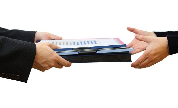 Документация для передачи банку