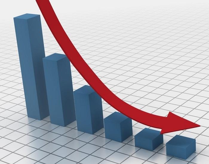 Снижение роста продаж