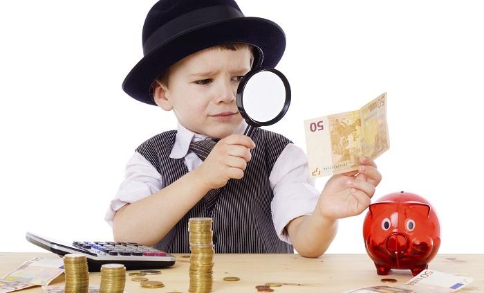 Детский сад. Финансовые траты