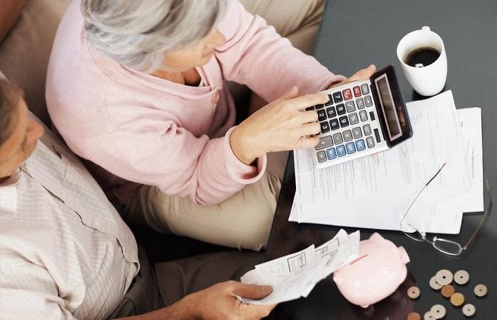 Налог с дохода для пенсионеров