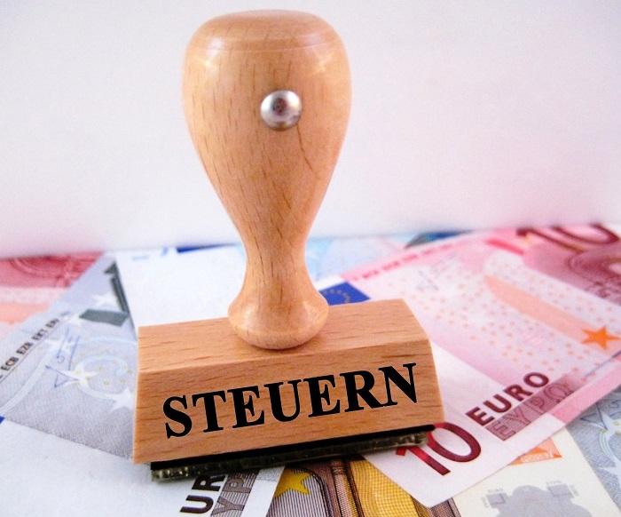 Германия. Подоходный налог европейского происхождения