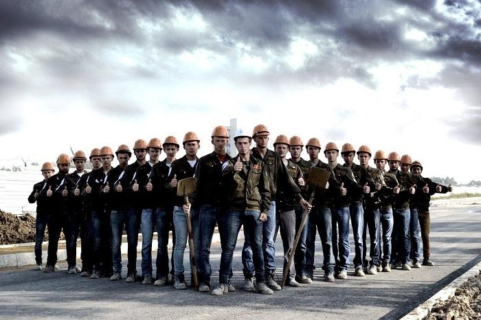 Привлечение строительных организаций