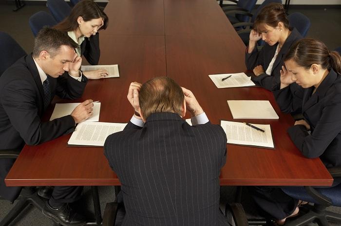Этапы проведения процедуры банкротства юридического лица