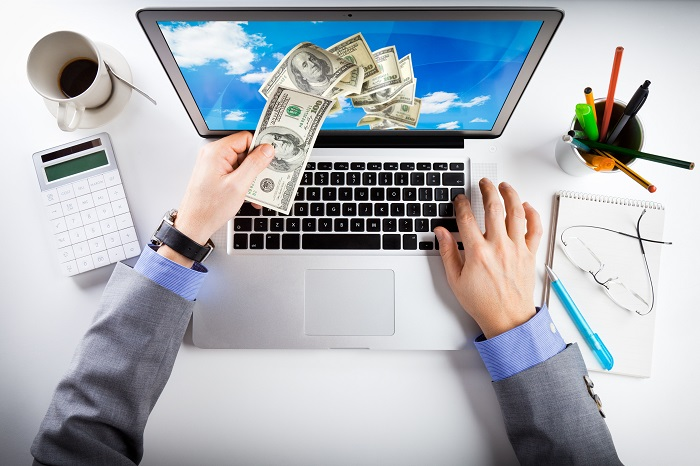 Если нужны деньги для бизнеса – загляни в интернет