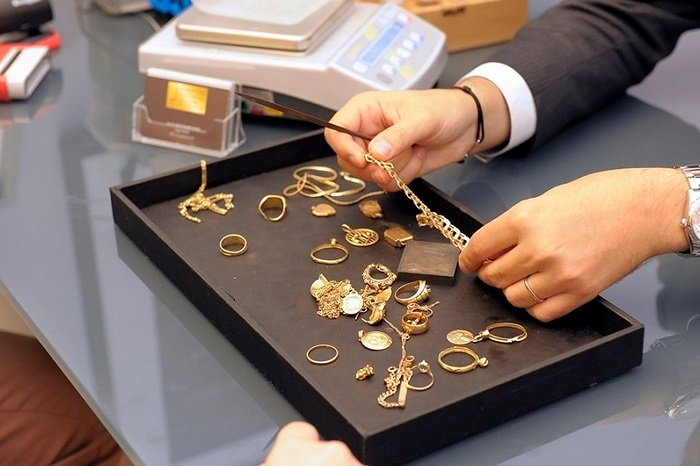 Займ под залог золота в ломбарде