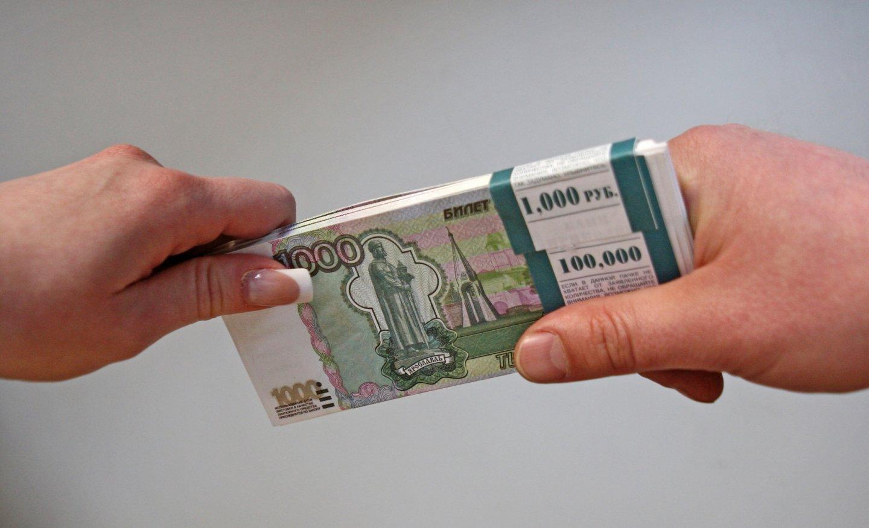 Крупные займы для частных лиц