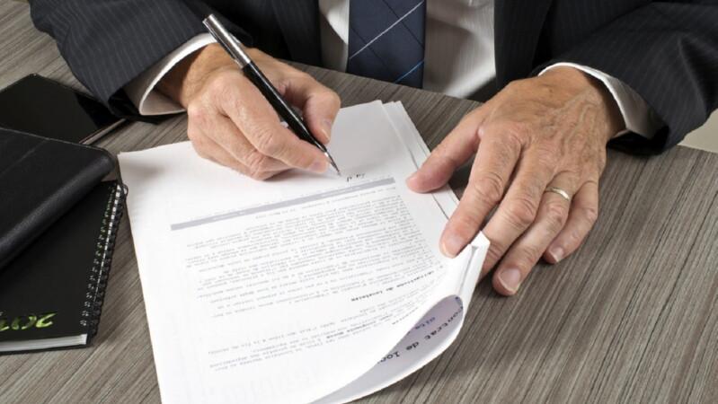 Некоторые особенности составления договора