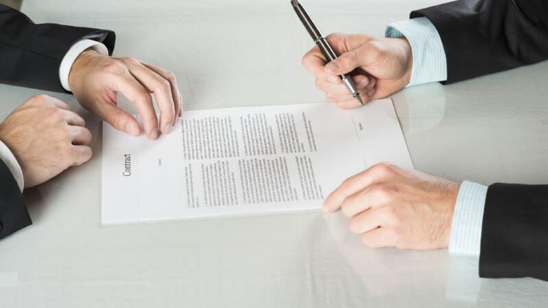 Ответственность, налагаемая на участников договора, их права