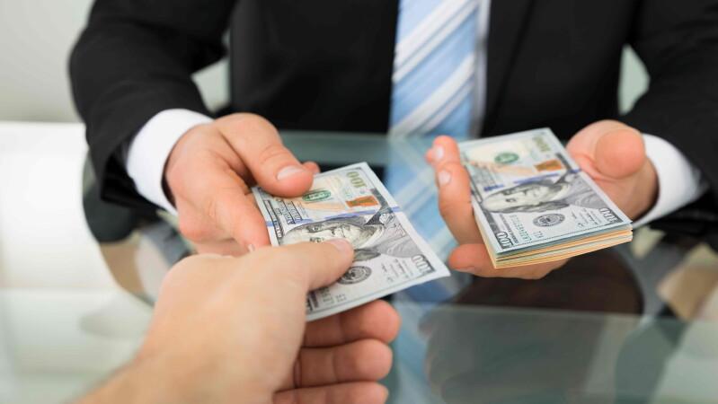Деньги в долг в офисе МФО
