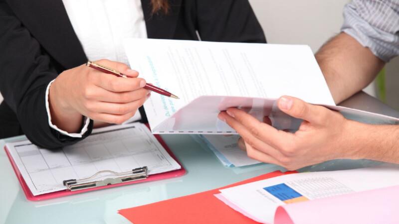 Документы для оформления займа