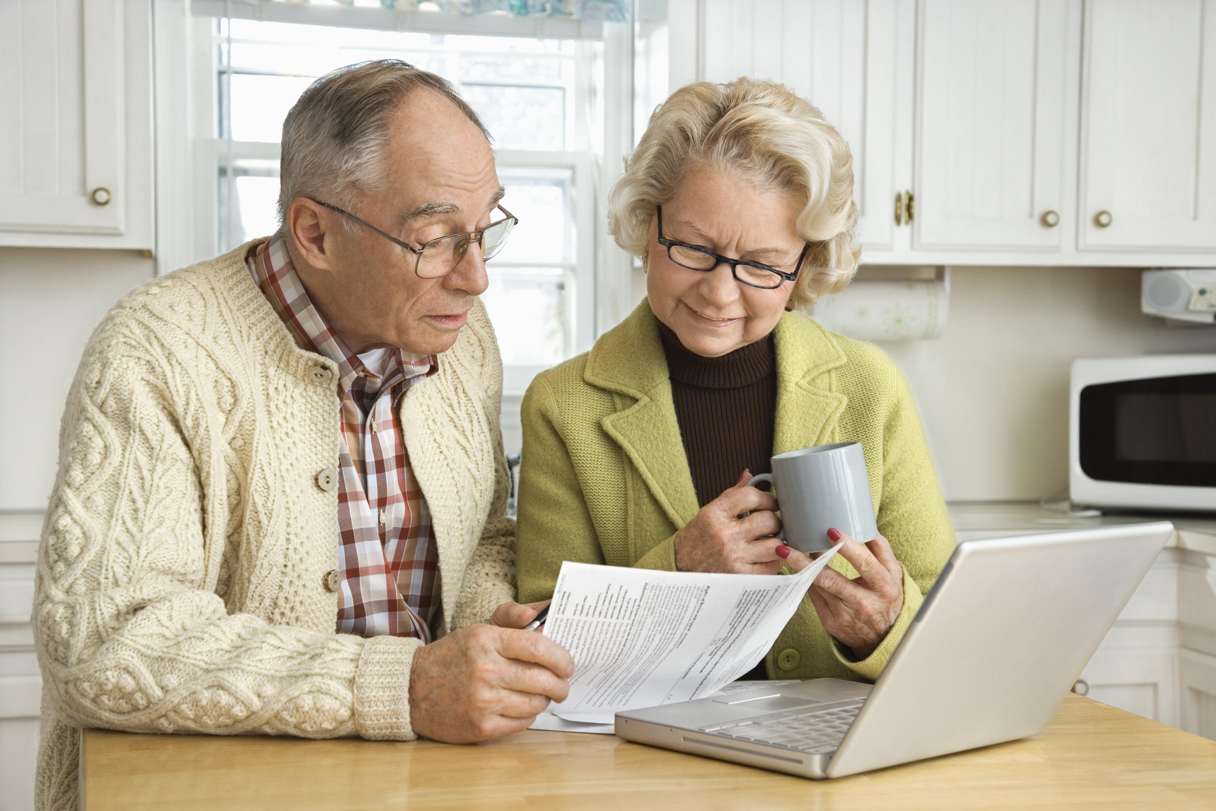 До скольки лет дают кредит пенсионерам?